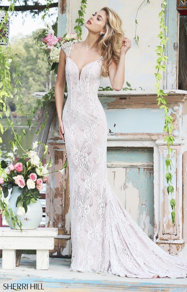 Sherri Hill Bridesmaid Dress