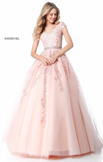 Diamond Prom Dresses