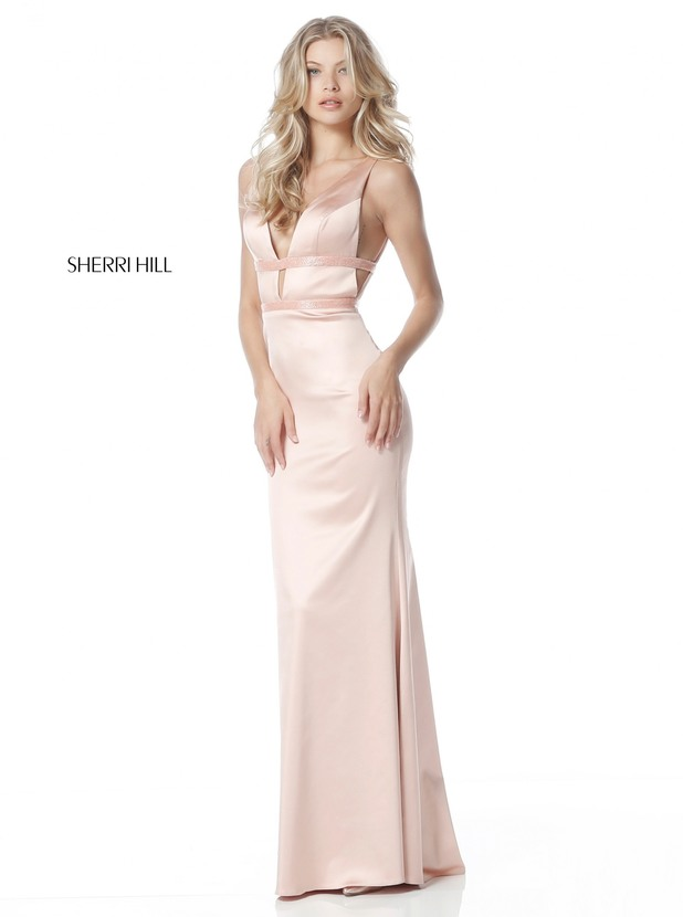 Fashion week 2017 spring - 51372 Sherri Hill
